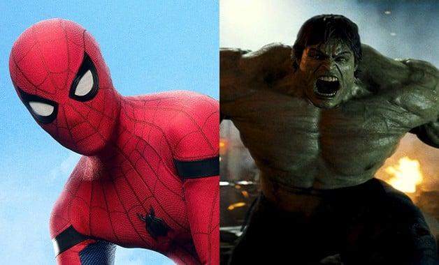Spider-Man Tom Holland The Incredible Hulk Kevin Feige Marvel Studios