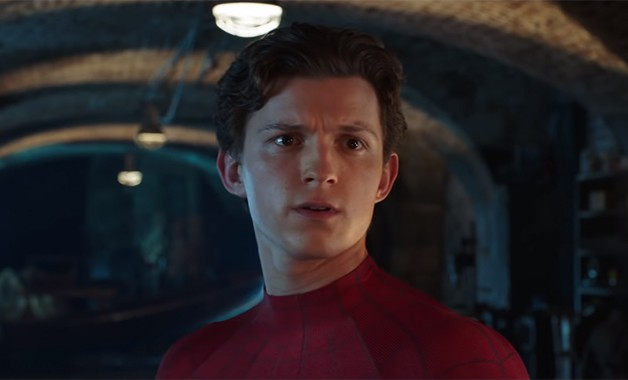 Spider-Man Far From Home Marvel Multiverse Tom Holland