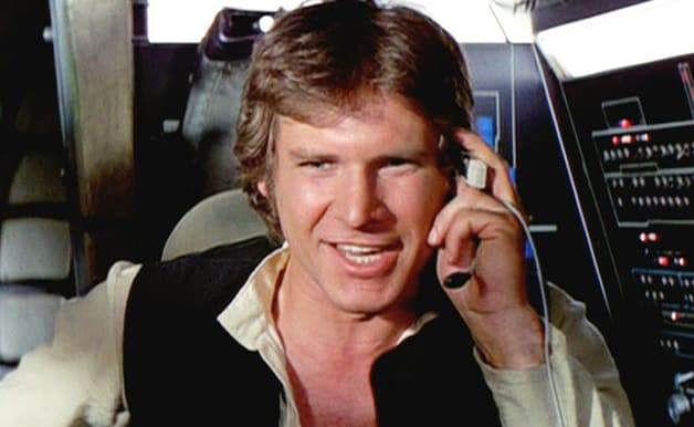 Star Wars Peter Mayhew Harrison Ford