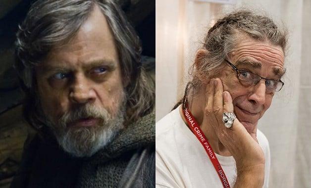 Star Wars Peter Mayhew Mark Hamill