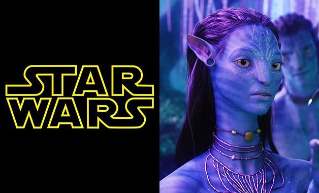 Star Wars Avatar Disney Fox