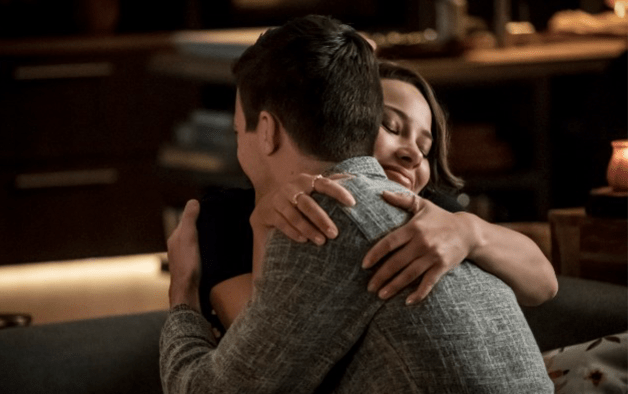 The Flash Jessica Parker Kennedy Grant Gustin