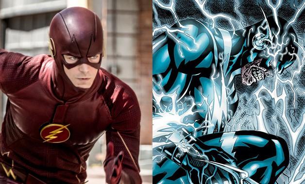 The Flash Grant Gustin Blackest Night