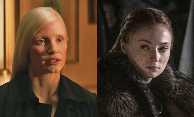 X-Men Jessica Chastain Game of Thrones
