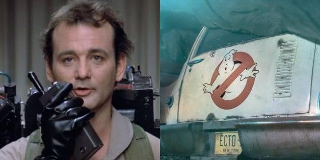 Ghostbusters Bill Murray