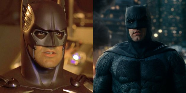 George Clooney Ben Affleck Batman