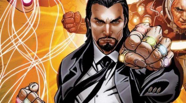 Kevin Feige Mandarin Marvel Studios