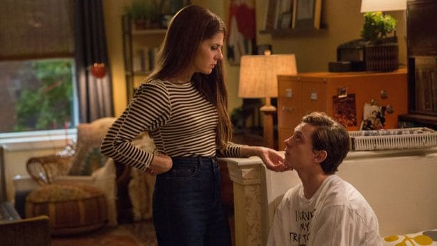 marisa-tomei AUNT MAY spider-man far from home
