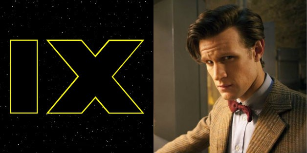 Matt Smith Star Wars