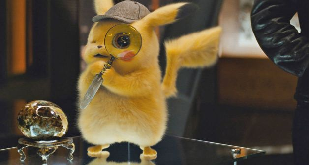 Detective Pikachu Review: Ryan Reynolds Charms In Pokémon's Dull Live-Action Debut Pokemon