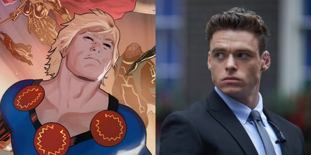 Richard Madden in Talks to Join Marvel Studios' 'The Eternals'