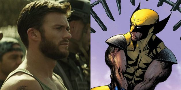 Scott Eastwood Wolverine