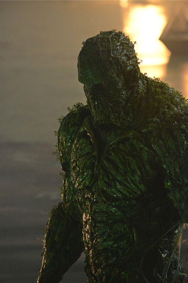 Swamp Thing Derek Mears DC Universe