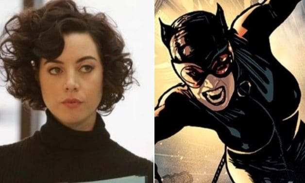Aubrey Plaza Catwoman The Batman Matt Reeves