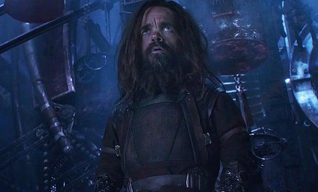 Avengers Infinity War Peter Dinklage Eitri