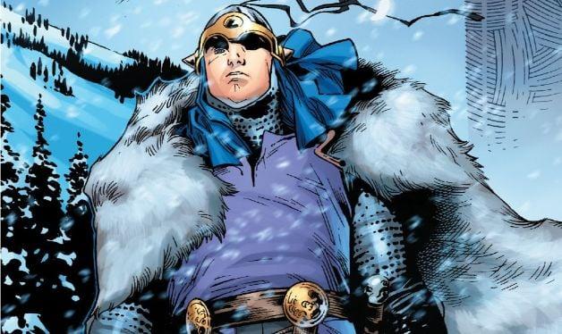 Balder the Brave Marvel Comics Thor The Dark World