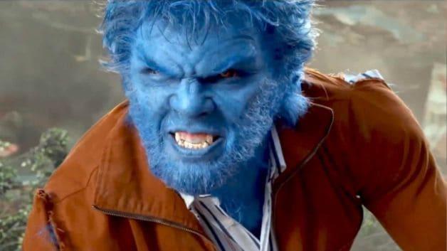Beast, X-Men Nicholas Hoult