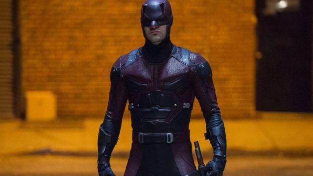 Daredevil Steven DeKnight DC Universe