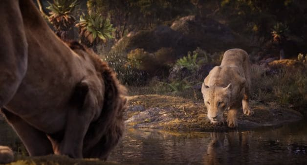 Lion King releases first glimpse of 'Can You Feel the Love Tonight'