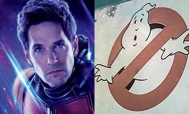 Ghostbusters Paul Rudd Jason Reitman Ant-Man