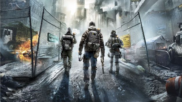 Netflix Tom Clancy The Division