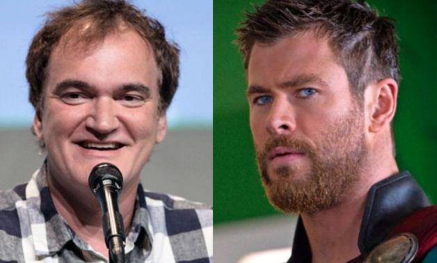 Quentin Tarantino Thor Ragnarok Marvel Studios