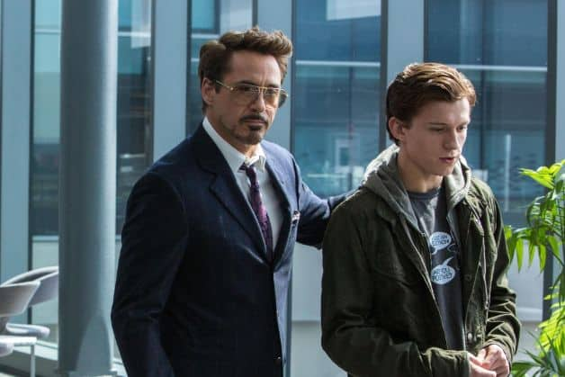 Tom Holland Reveals Robert Downey Jr  Improvised Avengers 4 Death
