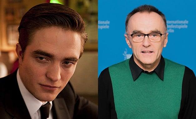 Robert Pattinson Danny Boyle James Bond Batman