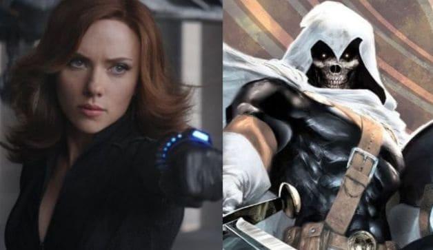 Scarlett Johansson Black Widow Taskmaster