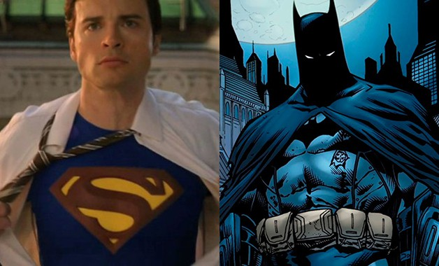 Smallville' Star Tom Welling Willing To Play Batman In The Arrowverse