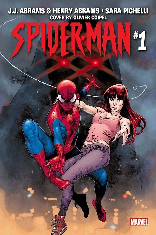 Spider-Man J. J. Abrams Sara Pichelli