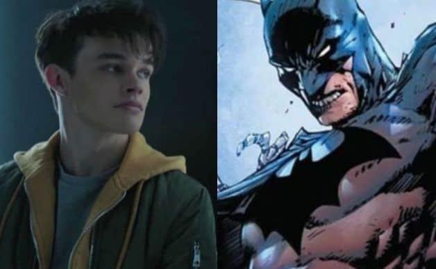 Titans Curran Walters Jason Todd The Batman Matt Reeves