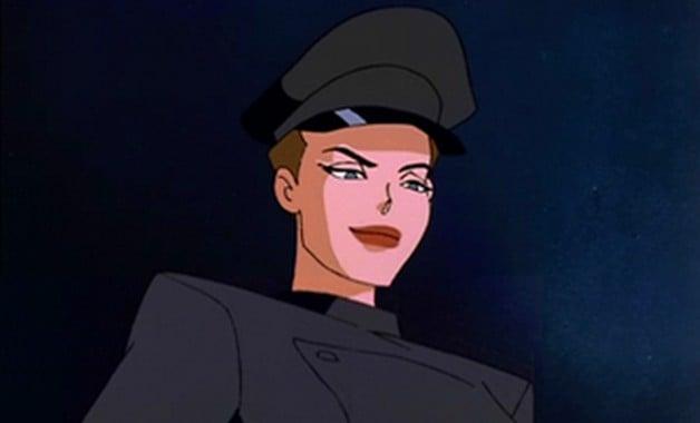 Titans DC Universe Natalie Gumede Mercy Graves