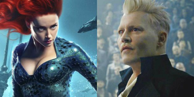 Aquaman's Amber Heard Claims Johnny Depp Is Lying In Defamation Suit