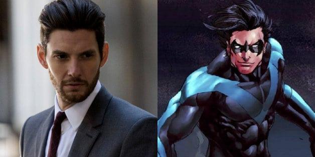 Ben Barnes The Batman Nightwing