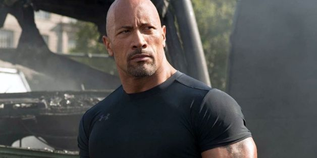 Dwayne Johnson MCU Black Adam