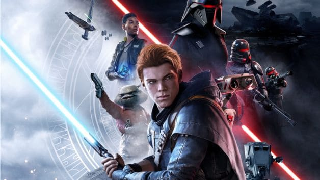 Star Wars Jedi Fallen Order E3 EA Play Forest Whitaker