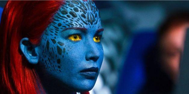 Jennifer Lawrence X-Men Dark Phoenix