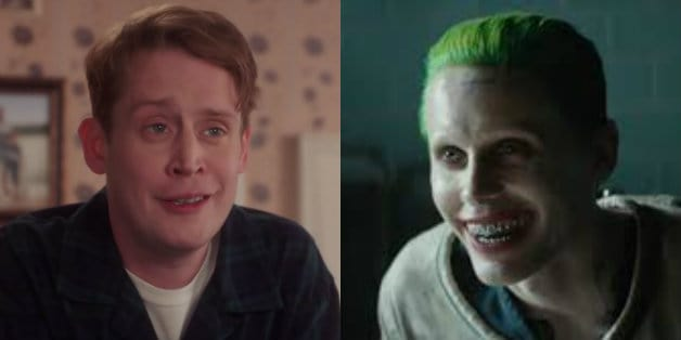 See Macaulay Culkin Replace Jared Leto As The Joker In New Image