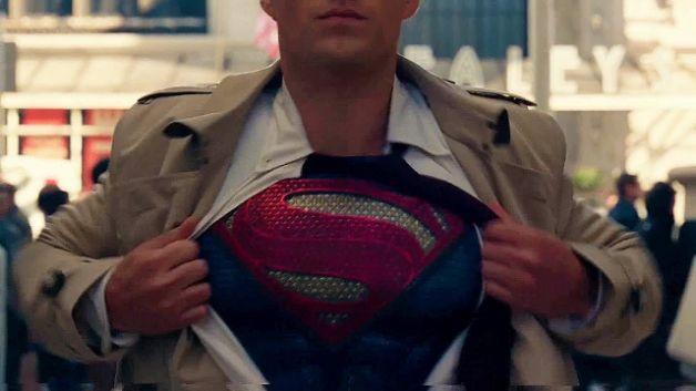 Henry Cavill Justice League Superman