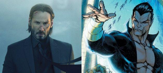 Keanu Reeves Namor Marvel Studios
