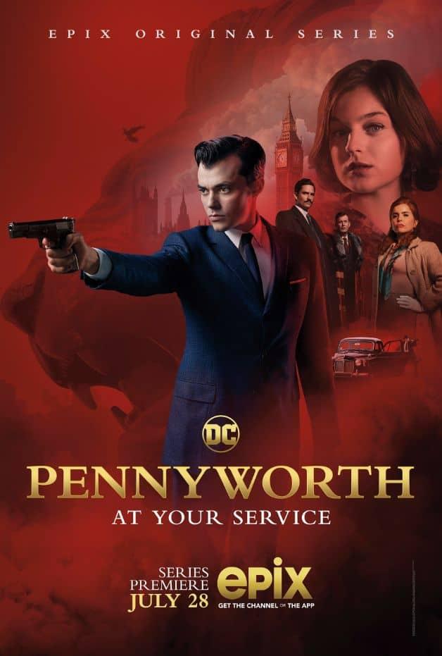 Pennyworth Batman