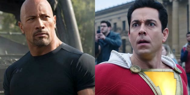 Zachary Levi says Black Adam won't crossover until Shazam 3
