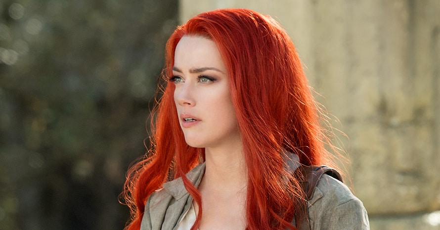 Amber Heard Hasn't Been Fired From Jason Momoa's 'Aquaman 2'