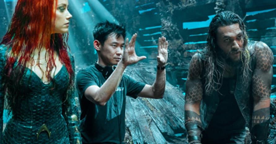 Trench Aquaman Jason Momoa James Wan Universal