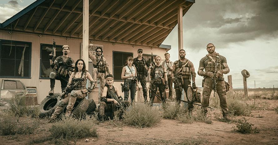 Army of the Dead Netflix Zack Snyder Cast Joe Manganiello Christian Slater