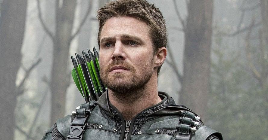 Arrow Stephen Amell The CW