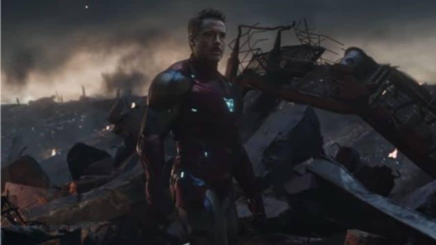 Avengers Endgame Iron Man Robert Downey Jr