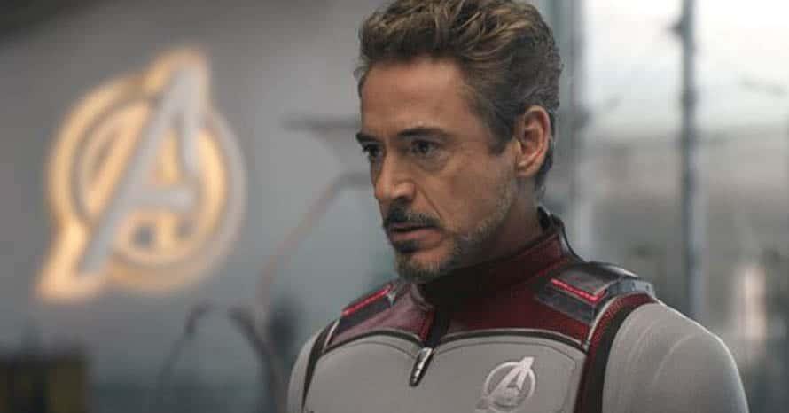 Avengers Endgame Robert Downey Jr. Iron Man Tony Stark Instagram Black Widow