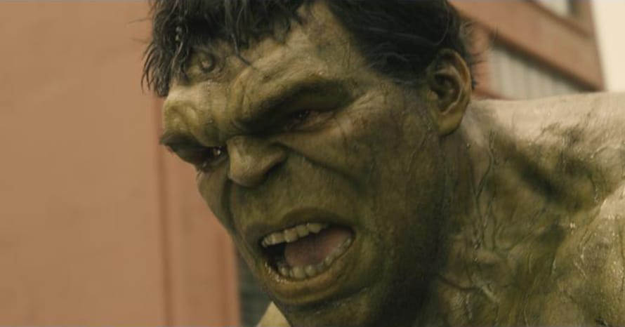 Avengers Age of Ultron Mark Ruffalo Hulk